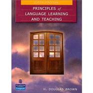 Principles of Language Learning and Teaching by Brown, H. Douglas, 9780131991286