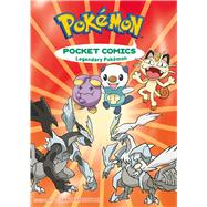 Pokémon Pocket Comics Legendary Pokémon by Harukaze, Santa, 9781421581286