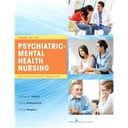Psychiatric-Mental Health Nursing: An Interpersonal Approach by Jones, Jeffrey S., R.N., 9780826131287