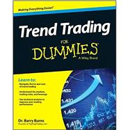Trend Trading for Dummies by Burns, Barry, 9781118871287