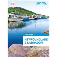 Moon Spotlight Newfoundland and Labrador by Hempstead, Andrew, 9781631211287