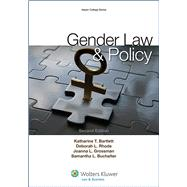 Gender Law and Policy by Bartlett, Katharine T.; Rhode, Deborah L., 9781454841289