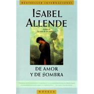 De Amor Y De Sombra / Of Love and Shadows by Allende, Isabel, 9780060951290