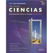 Steck-Vaughn Ciencias: Preparacion para la prueba de GED 2014 by Steck-Vaughn, 9780544301290