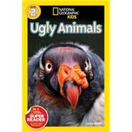 National Geographic Readers: Ugly Animals by MARSH, LAURA, 9781426321290