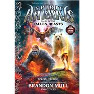 Tales of the Fallen Beasts (Spirit Animals: Special Edition) by Mull, Brandon; Seife, Emily; Eliopulos, Nick; Brown, Gavin; Merrell, Billy, 9780545901291