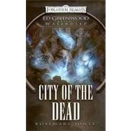 City of the Dead by Jones, Rosemary, 9780786951291