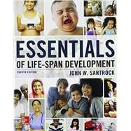 Essentials of Life-Span Development with Connect Access Card by Santrock, John, 9781259621291