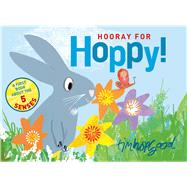 Hooray for Hoppy! by Hopgood, Tim, 9780374301293