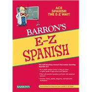 Barron's E-Z Spanish by Wald, Heywood, 9780764141294