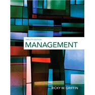 Management by Griffin, Ricky W., 9781305501294