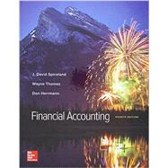 Financial Accounting with Connect Access Card by Spiceland, J. David, 9781259821295