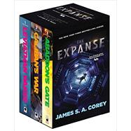 The Expanse Boxed Set: Leviathan Wakes, Caliban's War and Abaddon's Gate by Corey, James S. A., 9780316311298
