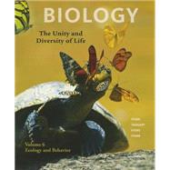 Volume 6 - Ecology and Behavior by Starr, Cecie; Taggart, Ralph; Evers, Christine; Starr, Lisa, 9781305251298