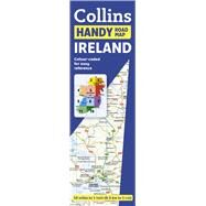 Collins Handy Road Map Ireland by HarperCollins, 9780007541300