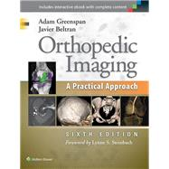 Orthopedic Imaging A Practical Approach by Greenspan, Adam, 9781451191301
