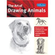 The Art of Drawing Animals by Smith, Cindy, 9781600581304