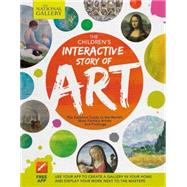 The Children's Interactive Story of Art The Essential Guide to the World's Most Famous Artists and Paintings by Hodge, Susie, 9781783121304