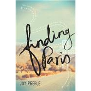 Finding Paris by Preble, Joy, 9780062321305