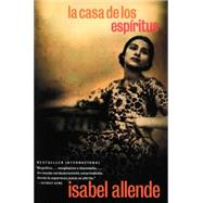La Casa De Los Espiritus / The House of the Spirits by Allende, Isabel, 9780060951306