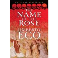 Name of the Rose : Including Postscript to the Name of the Rose by Eco, Umberto, 9780156001311