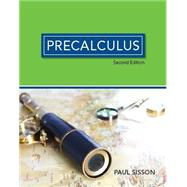 Precalculus: Software + Textbook Bundle by Sisson, 9781938891311