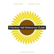 Prentice Hall Reference Guide by Harris, Muriel G., Professor Emerita; Kunka, Jennifer, 9780321921314