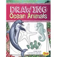Drawing Ocean Animals by Colich, Abby, 9781491421314
