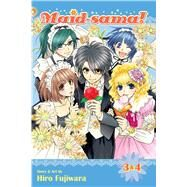 Maid-sama! (2-in-1 Edition), Vol. 2 Includes Vol. 3 & 4 by Fujiwara, Hiro, 9781421581316