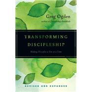 Transforming Discipleship by Ogden, Greg, 9780830841318