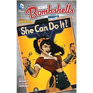 DC Comics: Bombshells Vol. 1: Enlisted by BENNETT, MARGUERITE, 9781401261320
