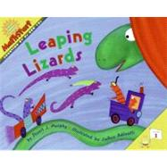 Leaping Lizards by Murphy, Stuart J., 9780060001322