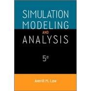 Simulation Modeling and Analysis by Law, Averill, 9780073401324