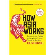 How Asia Works by Studwell, Joe, 9780802121325