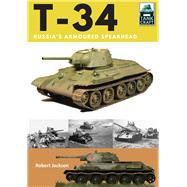 T-34 by Jackson, Robert, 9781526711328