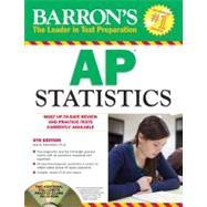Barron's AP Statistics by Sternstein, Martin, Ph.d., 9781438071329