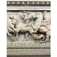 Greek Art and Archaeology by Pedley, John G., 9780205001330