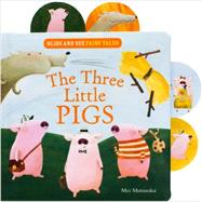 Three Little Pigs by Parragon Books, 9781472361332