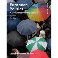 European Politics by Bale, Tim, 9781137581334