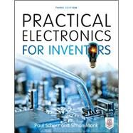 Practical Electronics for Inventors, Third Edition by Scherz, Paul; Monk, Simon, 9780071771337