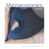 Macroeconomics by Williamson, Stephen D., 9780132991339