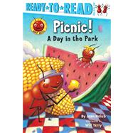Picnic! A Day in the Park by Holub, Joan; Terry, Will, 9781416951339