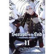 Seraph of the End Vampire Reign 11 9781421591339R