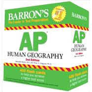 Barron's AP Human Geography by Marsh, Meredith; Alagona, Peter S., Ph.D., 9781438001340
