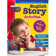 Preschool Fun - English Story Activities by Popular Book Company, 9781771491341