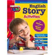 Preschool Fun - English Story Activities by Popular Book Company, 9781771491341