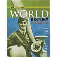 World History The Modern Era by Ellis Esler, 9780133231342