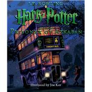 Harry Potter and the Prisoner of Azkaban: The Illustrated Edition (Harry Potter, Book 3) by Rowling, J.K.; Kay, Jim, 9780545791342