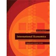 International Economics by Appleyard, Dennis; Field, Alfred; Cobb, Steven, 9780073511344