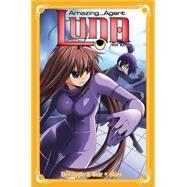 Amazing Agent Luna Omnibus 5 by DeFilippis, Nunzio; Weir, Christina; Shiei, 9781626921344